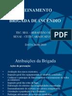 BRIGADA COMPLETO 2019