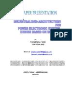 EEE_ paper (13)_decentrailized architeture power elctronics