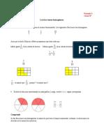 La Fracción y Sus Términos - Completo