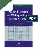 Repair Construction of Concrete