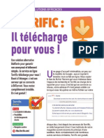 Telechargement anonyme