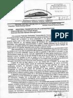 Opozitie FSTFR La Ord. 79 din 2011