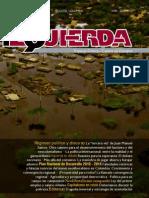 Revista Izquierda número 8, febrero de 2011