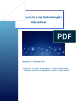 Introduccion Metodología