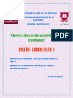 Glosario-Tipos, niveles y modalidades de la educación