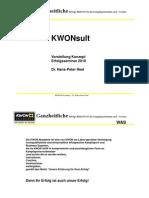 KWON Erfolgsseminar Hans-Peter Heel