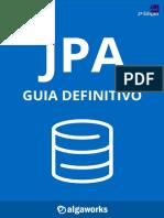 Algaworks eBook Jpa 2a Edicao