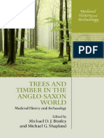 (Medieval History and Archaeology) Michael D. J. Bintley, Michael G. Shapland - Trees and Timber in the Anglo-Saxon World-Oxford University Press (2013)