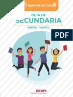 APRENDE EN CASA III_SECUNDARIA ENERO-MARZO