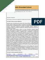 Boletín Diversidad Cultural CREI nº 112_17_02_2011