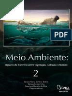 Meio Ambiente Impacto Do Convívio Entre Vegetação Animais e Homens 2