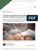 La Historia Del Primer Caso de Sida en El Perú