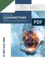 Notedeconjoncture282