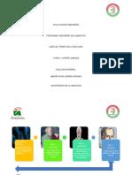 LINEA DEL TIEMPO BIOLOGIA GENERAL