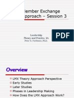 3. Leader Member Exchange Theory(1)