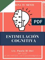 Estimulación Cognitiva - Lic. Paula Di Doi