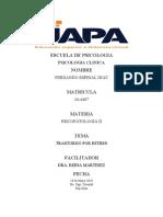 T1- Psicopatologia 2
