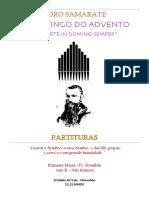 Cantos da Missa - ROMILDO MMXX