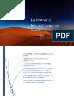 TEC EG5 Résumé Du 3 Ème Chapitre La Nouvelle Microéconomie 2019-2020 Par Sbaouni Mohamed