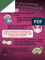 poster antibiotik new