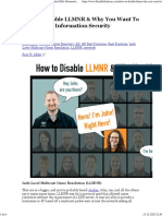 How To Disable LLMNR _ Why You Want To _ Black Hills Information Security