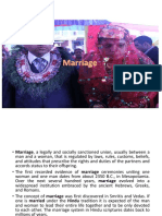 Marriage and Later Part