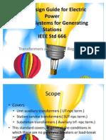 IEEE Transformer presentation