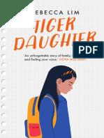 Tiger Daughter by Rebecca Lim Chapter Sampler