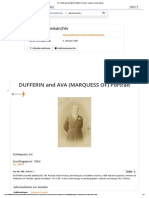DUFFERIN and AVA (MARQUESS of) Portrait - Auctions & Price Archive