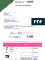 Catálogo de CCNN Apps 2021