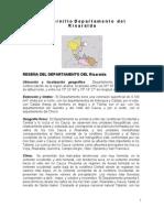 Guia del Departamento de Risaralda, Colombia