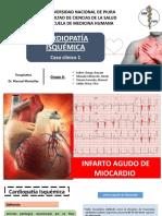 clase 2 cardiopatia isquemica