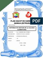 Sistemas HACCP