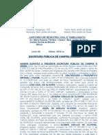 Escritura de Compra e Venda-JOSÉ VIDAL-FRIGORIFICO