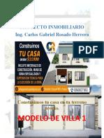 Catálogo Villa 1