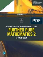 FP2-International A Level (Edexcel)