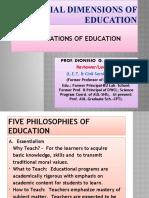 L.E.T. Social Dimension of Education Copy.pptx