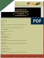 http   cafemagnolia com menu text only