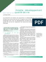 in42techno lumiere artificielle développement durable et qualité