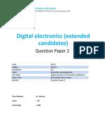 44.2 Digital Electronics Cie Igcse Physics Ext Theory Qp
