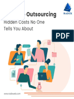 An iceberg doesn't reveal all- Hidden costs of IT outsourcing