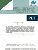 Presentacion DOCKER