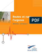 Routes Rues Urgence