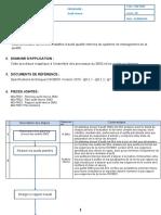 MQ-PR03 Audit interne