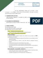 PIL-PR01 Veille stratégique