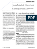 Angiogenesis en Pulpas Dentales