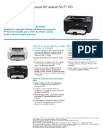 Impresora Hp Laserjet Pro p1102 Ce651a