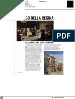 Il mago della regina alla corte del Duca di Urbino - Why Marche, gennaio 2021