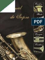 Manual de Manutenção Instrumentos de Sopro