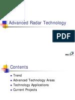 Advanced Radar Technology